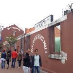 Old Biscuit Mill Market , Salt River Cape Town