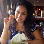 shrimps crust with quinoa!!!*
