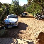 Entree met classic Alfa!