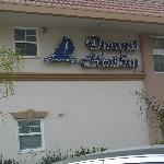 la façade de l'hotel