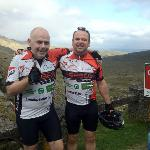 second time to top Healy Pass on the same day
