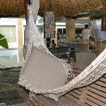 Hammock in Cabana