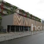 B&B Lille Grand Palais main entrance