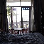 la chambre avec vue