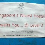 Singapore's slowest elevator