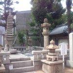 神戸 能福寺 平清盛廟