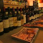 Wide range of awesome wines for you to choose!