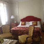 camera lato letto