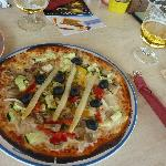 Budget friendly lunch at pool bar, Grupotel Los Principes