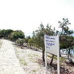 Fantastischer Strandweg