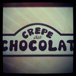 Photo of Crepe au Chocolat