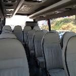 17seater mini bus