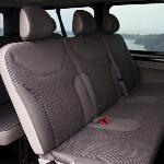 8 seater mini van