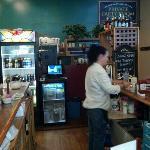 Riverside Cafe, Ellsworth, Maine