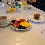 Frühstück für 2 Erwachsene