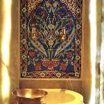 """The """"Kurna"""" in the Turkish Bath"""