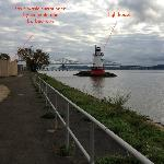Famous SuperFund Site and Cute Lighthouse