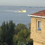marmara view from the terrace