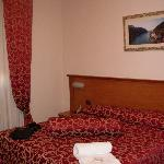 camera accogliente e pulita