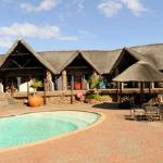 Safari Lodge stitched panorama