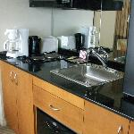 Superior room - kitchenette
