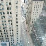 View from 32nd floor Superior room