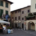 The Hotel del Albergo
