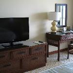 Rm 354 - TV & desk