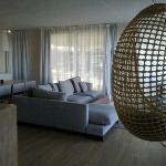 suite with 2 bedrooms,kitchen and ocean view room 301