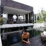 Waterfall Villa - Pool & Garden