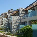 balcons chambres et suites