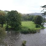 View from River Dee Room Balcony