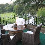 River Dee Room Balcony
