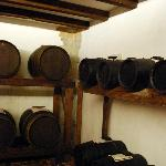 Balsamic Vinegar Barrel