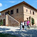 Tasting House in Montalcino
