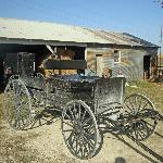 Amish Wagon