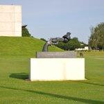 """World War II Memorial Museum/Caen, France - """"Peace Pistol"""""""