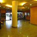Lobby towards front entrance