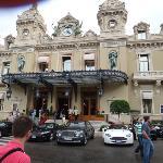 Monaco. Casino.