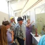 Bronze Casting Tour - No Workers Today (Sat)