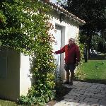 Le petit pavillon de jardin