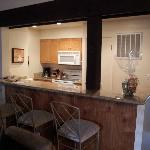 Kitchen in Pinegrove 2 bedroom w/loft.