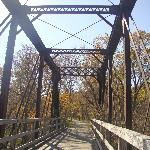 Root River Trail has lovely bridges