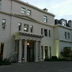 Front of the Manor House