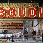Boudin Sign