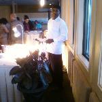 Chef Pierre Daniel New -Haven c.t