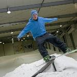 Hit the jumps and rails in our world-class Terrain Park