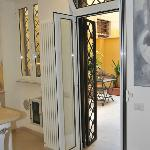 B&B Roma Borgo 91 - la porta della terrazza
