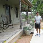 Catseye porch