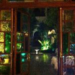 Ryad Salama garden